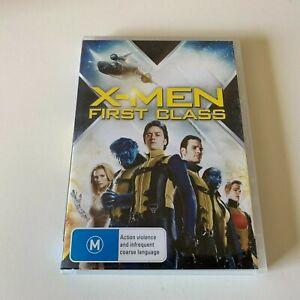 X-Men - First Class (DVD, 2011) VGC - FREE POST