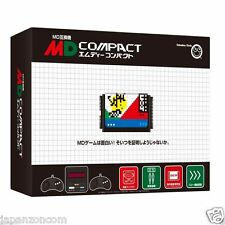 MD COMPACT MEGADRIVE JAPANESE NEW JAPANZON IMPORT JAPAN