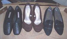 Lot of (3) Women's shoes Sz 6