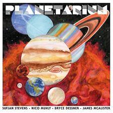 SUFJAN STEVENS PLANETARIUM NEW ALBUM VINYL 2LP IN STOCK