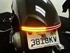 Honda VT750 Spirit/Phantom Double Row LED Brake & Turn Signal Light Bar - Smoke