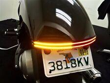 Honda VT750 Spirit/Phantom Double Row LED Brake & Turn Signal Light Bar - Clear