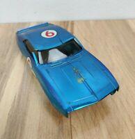 Vintage 1969 Eldon Camaro Slot Car Body Only 1516-11 - Distressed