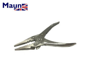 Maun Needle Nose Side Cutter - Fisherman's Plier (USA SHIPPING AVAILABLE)