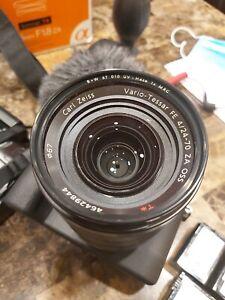 Sony FE 24-70mm f/4 Carl Zeiss Vario-Tessar T* ZA OSS