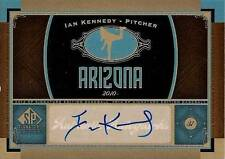 IAN KENNEDY 2012 UD SP Signature Edition  Autograph  Kansas City Royals