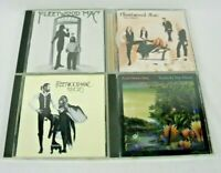 Fleetwood Mac 4 Discs 4 Albums Assorted Albums Rock Music CD Lot Free Shipping