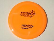 Disc Golf Innova Rancho Star Roc Disk Stable Mid-Range Driver 177g Orange