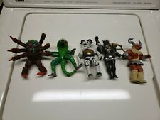Mighty Morphin Power Rangers Evil Space Aliens Lot of 4 Action Figures.