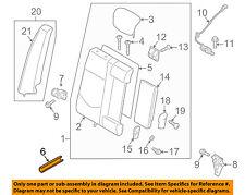 KIA OEM 10-13 Forte Rear Seat-Seat Cover Clip Right M082488049