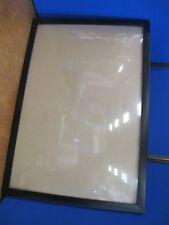 "Qty 3 Dax 2863U2X Document Poster Wooden Frames 24"" X 36"" Black Msrp $104.97"
