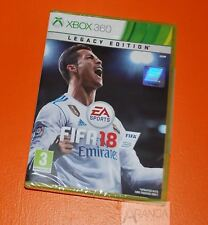 Fifa 18 Legacy Edition Xbox 360 Brand New