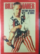 Bill Maher - Victory Begins at Home DVD New