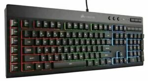 Corsair K55 Wired RGB Backlit Gaming Keyboard