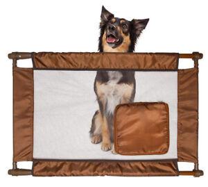 Pet Life Porta-Gate Travel Collapsible And Adjustable Folding Pet Cat/Dog Gate