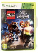 LEGO Jurassic World - Xbox 360 Game COMPLETE 💎💎FAST POSTAGE💎💎