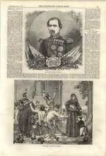1861 Carlo III principe di Monaco, La Vedova, Opere D'arte HJ STANLEY