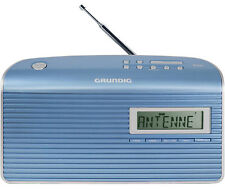 Grundig GRR3260 Music 7000 DAB Blue/silver E