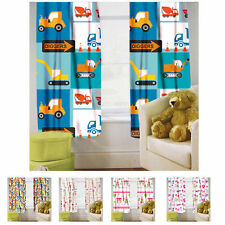 Cotton Blend Children's Ready Made Curtains