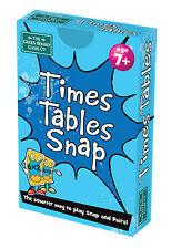 Times Table Snap + paires jeu de carte-Super-KS1 MATHS Learning Resource