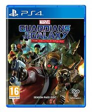 Marvel's Guardians of the Galaxy The Telltale Series for PS4 PlayStation 4 NEW