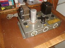 Heathkit Tube Amplifier Amp A7?