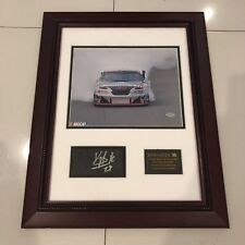 Kevin Harvick Framed 2003 Winston Cup Signed Tire Limited 2003 Mounted Memories
