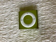 Apple iPod Shuffle 4th Generation 2GB Green - Excellent Shape But Needs Battery
