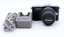 OLYMPUS PEN E-PM1 12.3MP CAMERA WITH 14-42mm F/3.5-5.6 LENS SHUTTER COUNT 367
