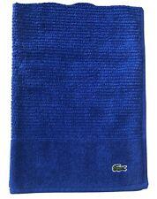 Lacoste Legend Bath Tub Mat Surf Blue 21 X 31 Supima Cotton