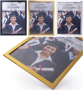 A4 Photo Frame Certificate Poster Picture Frames Poster Graduation Clip Stand