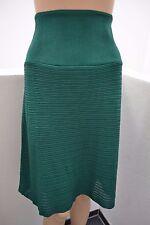 Wolford Amaris Skirt Rock Small 36 38 40 dynasty grün Viskose