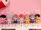 20cm KPOP Bangtan Plush JIN RM SUGA JUNGKOOK V JIMIN JHOPE Doll Toy with clothes