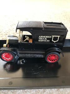 1913 Model T Van By Ertl Armored Truck Services NEW