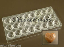 NEW 24 cell ROMANCE Professional POLYCARBONATE Chocolate Mould Mold Candy Moulds