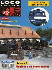 LOCO REVUE 660 DE 2002, LA A1A A1A 68000, ROCO EN HO.....................