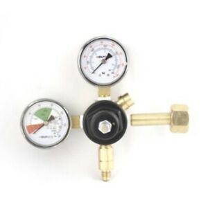 Taprite Primary Co2 Regulator 0-160 PSI 2000 PSI With Gauge Protector