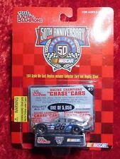 1998 NASCAR 50th Anniv. Racing Champions Johnny Benson 1:64 Chrome Chase Car