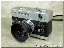 Black 30.5mm Metal Hood for Rollei 35 S HFT Sonnar 40/2.8 camera