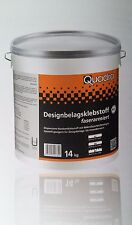 Quadra Designbelagsklebstoff 14kg Bodenbelagskleber Klebstoff Bodenkleber Kleber