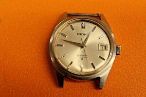 Vintage SEIKO 6602-8050 Men's Manual winding watch