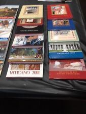 VATICAN Year Books Magnificent COLLECTION 1983-2011 Complete! MINT NH VATICANO