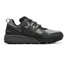 New Balance Mens Fresh Foam Crag Trail Running Shoes Trainers Sneakers Black