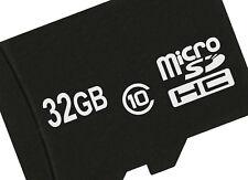 pour smartphone MICRO SDHC Classe 10 SD 32 Go Carte mémoire Nokia C6-01