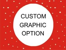 Custom Graphic and Logo Option For Select Personalized Items In Our Store