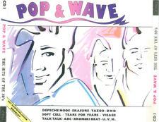 Various - POP & WAVE -  2 CD´s © 1992>Depeche Mode,Soft Cell,ABC,OMD,Yazoo,Erasu