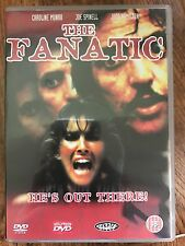 Caroline Munro Joe Spinell FANATIC ~ 1982 Last Horror Film | UK DVD