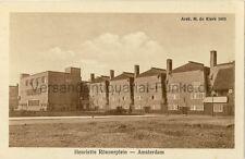 Carte postale Amsterdam Henriette ronnerplein Architect de Klerk pour 1923