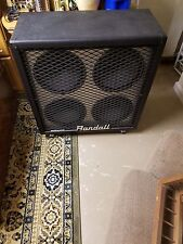Dimebag Randall Warhead Cabinet 4/12 vintage 30's