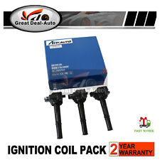 3Pcs for Toyota Land Cruiser Prado 90 Hilux 4 Runner 5VZ-FE 3.4L Ignition Coils
